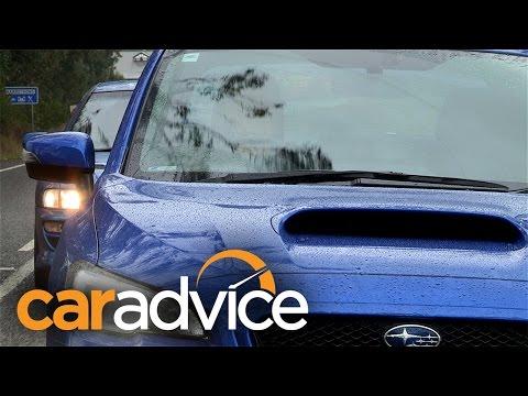 Subaru WRX STI Special - Teaser