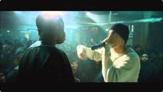 All 3 Rap Battles- 8 Mile(1080p)