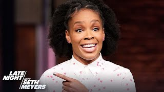 Amber Ruffin Shares What Trump Has Done for Religion