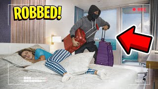 We Got ROBBED On VACATION... 😱 | The Royalty Family