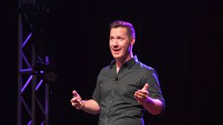 How To Stay Happy When Life Is Punching You In The Face | Michael Leip | TEDxOakLawn