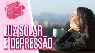 Como a falta de luz solar tem ligação com a depressão