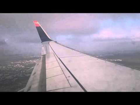 STR stuttgart airport destination, anflug stuttgart boeing 737, ucak inis, turbulence ,sunexpress