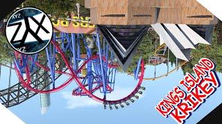 Kings Island Australia ~ Ridiculistic Roller Coaster Recreations {NoLimits 2}