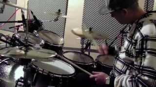 I.JaZZ Studio Pearl drum Masters Custom