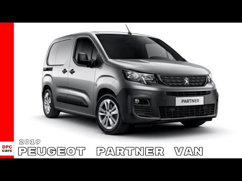 Peugeot Partner Fourgon Фургон класса M - тест-драйв 1