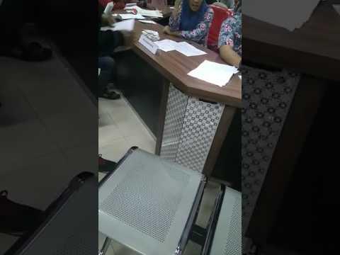 Proses pembuatan e-KTP di DISDUKCAPIL Kabupaten Bandung Barat/Jawa-Barat.