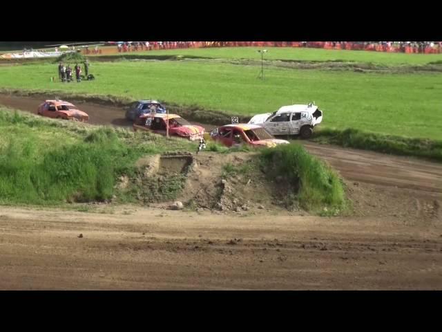 Autocrash Schweiggers 2016