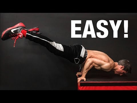 Do These 5 Bodyweight Exercises with Ease (CHEAT CODES!)