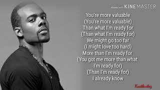 EMPIRE   More Than I'm Ready For (feat. Mario) [Lyrics]