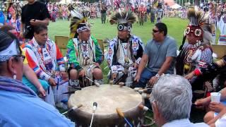 Native american national anthem