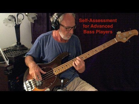 Test Your Advanced Bass Playing Skills