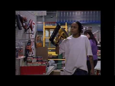 The Wire - Snoop Buys A Nailgun