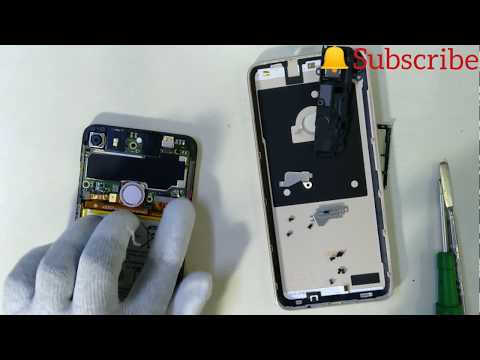 How To Disassemble Tecno Camon I Sky IN2 - NRE mobile