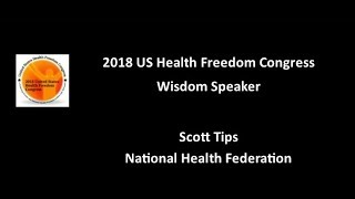 Scott Tips: 2018 Congress Wisdom Speaker