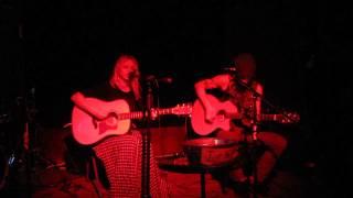 "Chloe Johns w/ Ben Mosier - ""Caledonia Blue"" - The Colony - Tulsa, OK - 11/23/13"