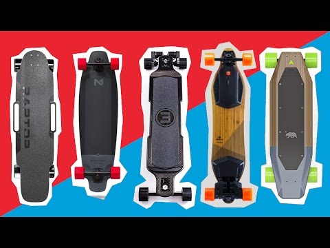 Best Electric Skateboard 2017 – (May 2017)