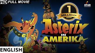 ASTERIX IN AMERICA - English Cartoon Movie | Bedtime Story | Animated Movies | Kids Movies