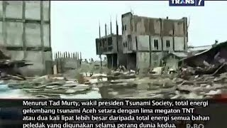 On The Spot  Fakta Bencana Tsunami Terbesar Di Dunia