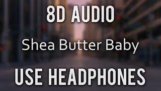 Ari Lennox, J. Cole   Shea Butter Baby | (8D Audio)