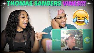 Top 100 Thomas Sanders Vines (W/Titles) Thomas Sanders Vine Compilation REACTION!!!
