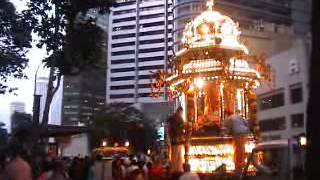 Thaipusam – Silver Chariot Procession