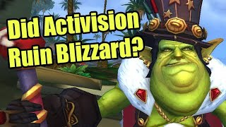 Did Activision ruin Blizzard? Is Bobby Kotick a real life Goblin? Do you all have phones?