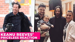 Keanu Reeves Faces An Unexpected Request From A Fan | Rumour Juice