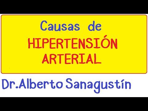 La forma de la enfermedad hipertensiva