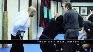 Zenshin JuJitsu at Circle Martial Arts Centre