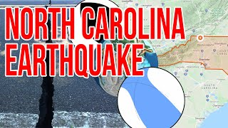 Science Behind the 2020 Sparta, North Carolina Earthquake