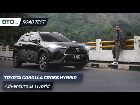 Toyota Corolla Cross Hybrid | Road Test | Adventurous Hybrid | OTO.com