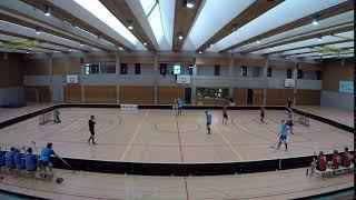 Tor 1:8 Frederik Brosien (Michal Hronsky) FBC Heidelberg vs Sportvg Feuerbach