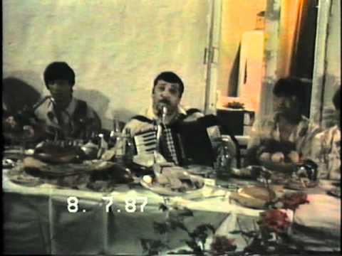 Ilusha Abramov August 1987 Samarkand