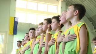 У Хмельницькому відбувся відкритий чемпіонат з баскетболу.