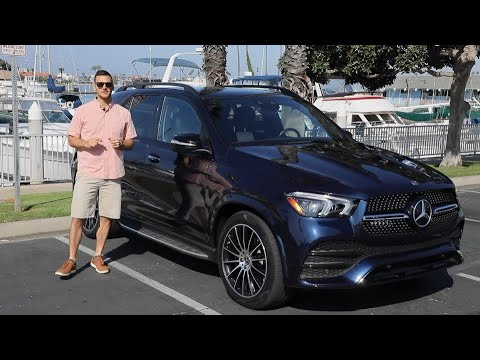2020 Mercedes-Benz GLE 450 Video Test Drive and Review