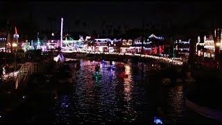 The 908 Show - Naples Island Christmas Lights Recap