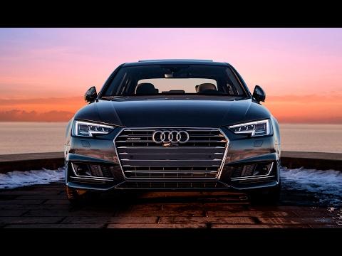 Audi A4 Limousine Седан класса D - рекламное видео 2