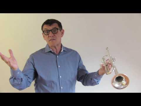 Hohe Töne auf der Trompete – Übung mit Trompetenlehrer Helmut Dold
