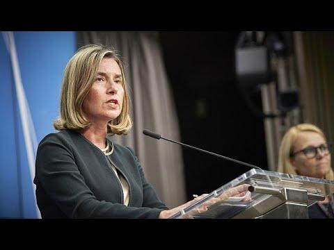 Ε.Ε.: Οι Υπουργοί Εξωτερικών για Γάζα και Ιράν