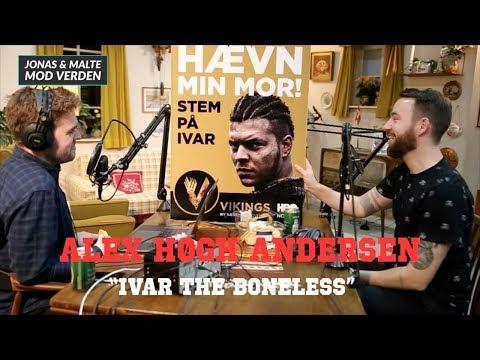 """Interview: Alex Høgh Andersen - """"Ivar the boneless"""""""