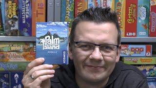 Palm Island (Kosmos) - ab 10 Jahre - Solospiel bzw. auch kooperativ zu zweit!