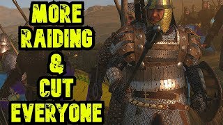 More Raiding and Cut Through Everyone Mods for Mount and Blade 2 Bannerlord