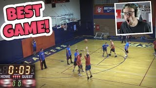 I PLAYED IN THE CHAMPIONSHIP GAME AND IT CAME DOWN TO THE LAST SHOT!! (IRL Basketball)