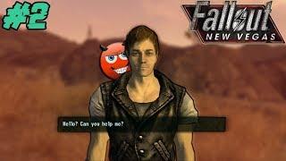 #2 Lelaki Kardus - Fallout New Vegas (Indonesia)