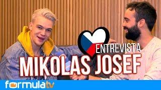 Eurovisión: Mikolas Josef Cuenta Cómo Fue Conocer A Aitana Ocaña (OT 2017)