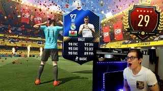 FIFA 17: MEIN UNGLAUBLICHES TOP 100 PACK OMG! 🔥⛔️ - FUT CHAMPIONS REWARDS PACK OPENING!