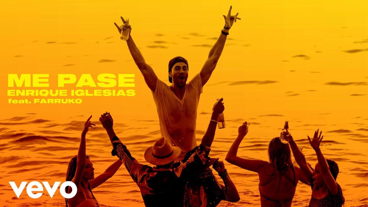 Enrique Iglesias ft. Farruko — Me Pase