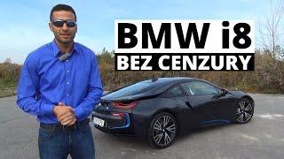 BMW i8 - BEZ CENZURY - Zachar OFF [PL/ENG]