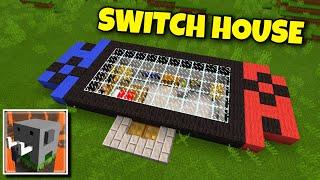 Craftsman Building Craft: Nintendo Switch House Build Tutorial